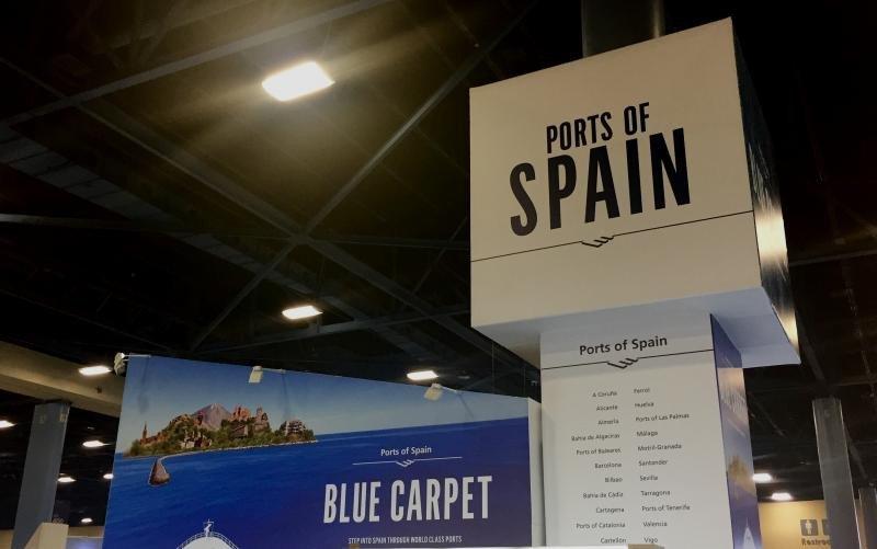 Puertos cree que España debe mejorar la oferta en tierra para cruceros