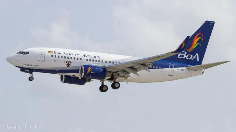 Boliviana de Aviación incorporará seis aviones este año