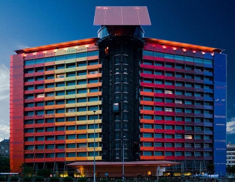 El hotel Silken Puerta de América pasa a manos de Bank of America