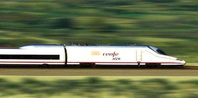 Los trenes AVE, los segundos más puntuales del mundo