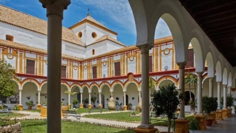 Se vende un monasterio en Utrera para su reconversión en hotel de lujo
