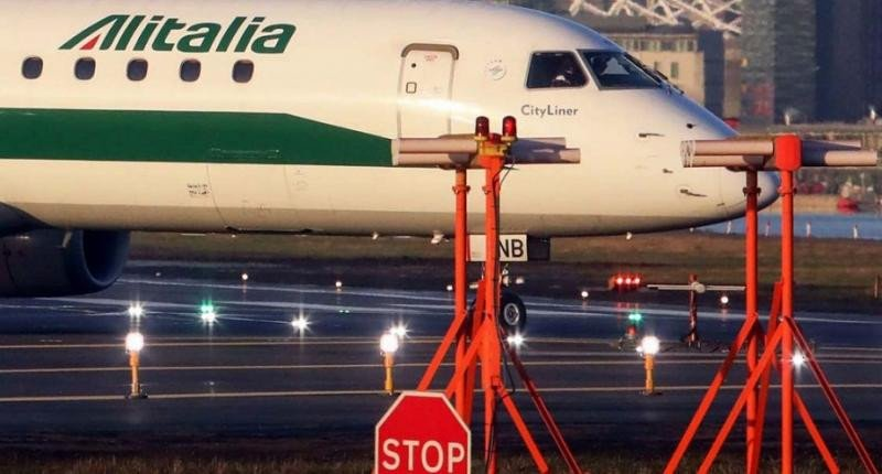 Huelga en Alitalia en contra de los 2.000 despidos en su plan industrial