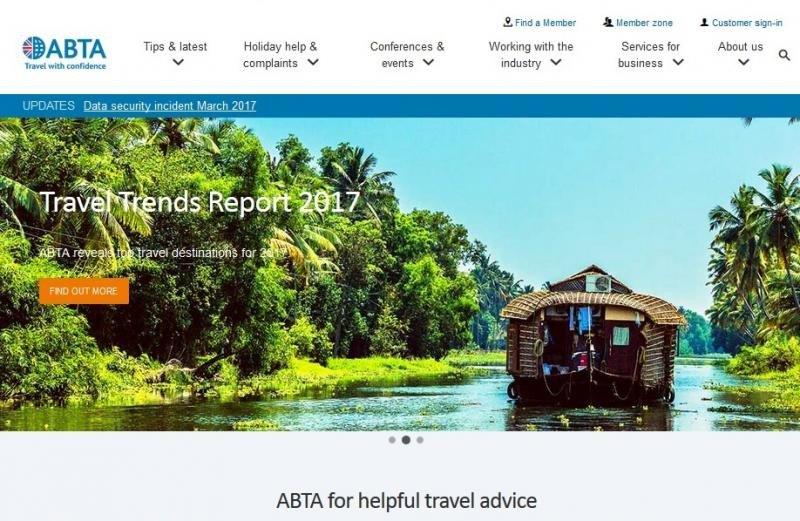 Un ciberataque a la web de ABTA afectó a más de 40.000 personas