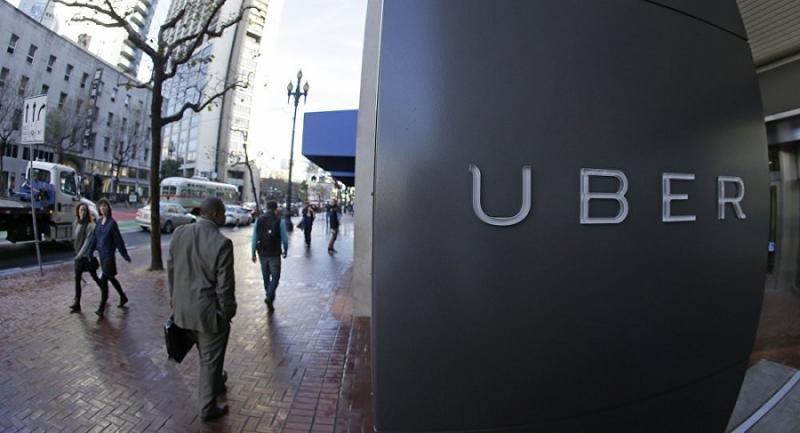 Sede de Uber en San Francisco (© AP Photo/ Eric Risberg): incompatibilidad con la empresa