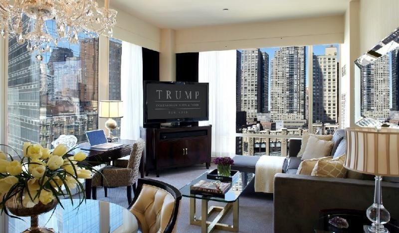La campaña de Trump disparó las reservas de sus hoteles casi un 70%