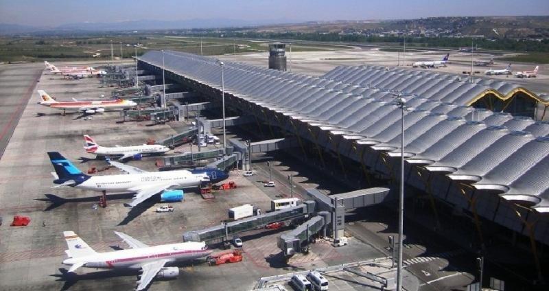 El Aeropuerto de Madrid Barajas es el que tiene el mayor número de plazas ofertadas.