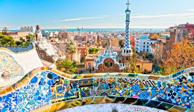 Barcelona se mantuvo el año pasado como la ciudad española con un nivel de RevPar más alto con 95,9 euros