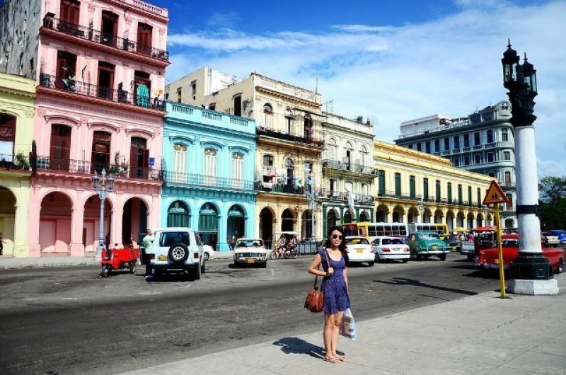 Los cruceros sostienen el boom del turismo en Cuba