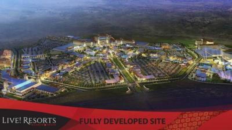 Cordish pretendía construir el complejo  en el municipio de Torres de la Alameda.