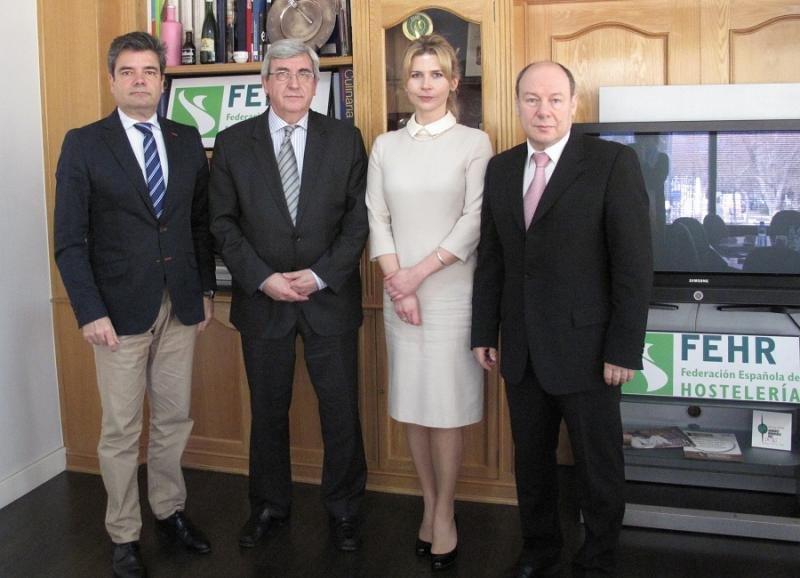 España y Rusia colaborarán para crear sinergias en turismo gastronómico