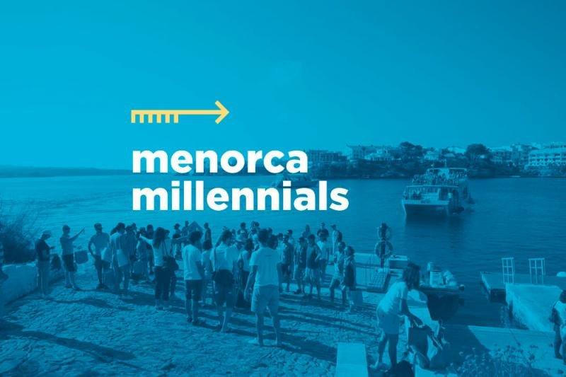 """Menorca Millennials es, según sus promotores, """"una propuesta pionera que aglutina el mejor talento internacional y que sigue la filosofía mentoring in flip flops para incrementar la creatividad y la innovación""""."""