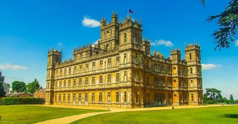 Entre las actividades que ofrece PlacePass se encuentra la visita a los lugares donde se ha rodado la serie 'Downton Abbey'