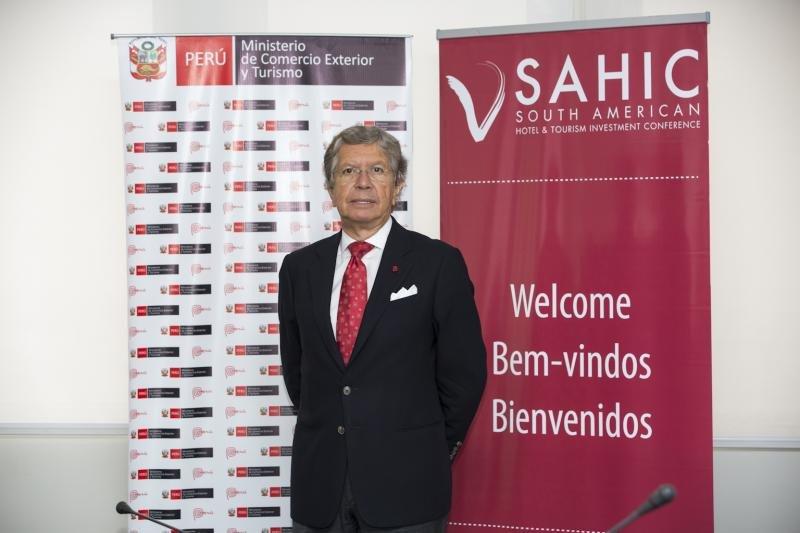 Arturo García Rosa, presidente y fundador de SAHIC.
