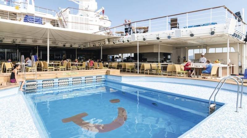 Thomson Cruises tiene previstas 14 escalas en el puerto malagueño.
