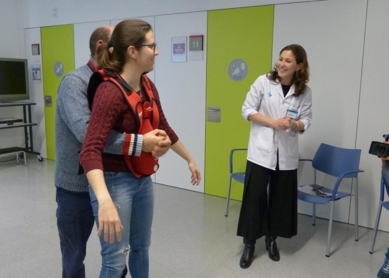 Los cursillos son impartidos por el equipo médico del centro de atención primaria de Salou.