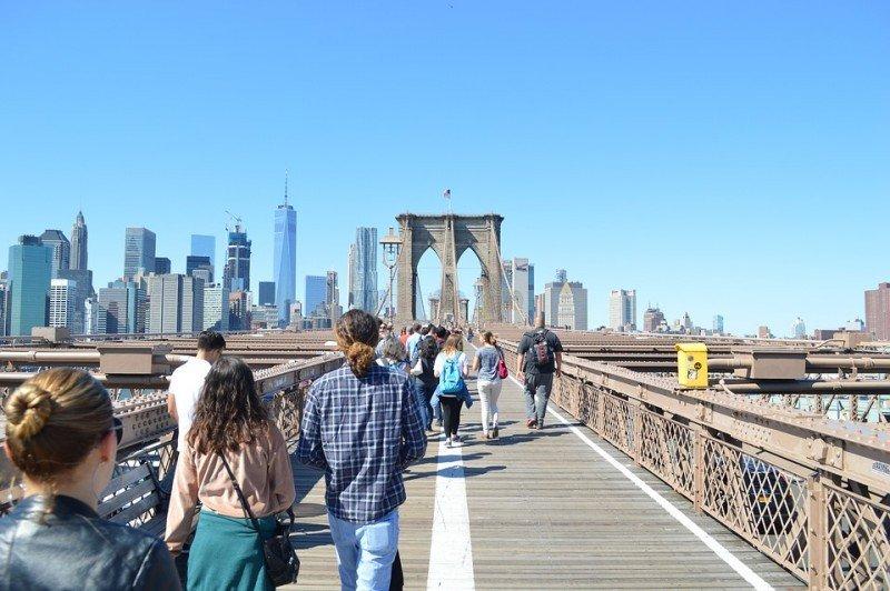Nueva York culpa a acciones de Trump de un descenso del turismo extranjero