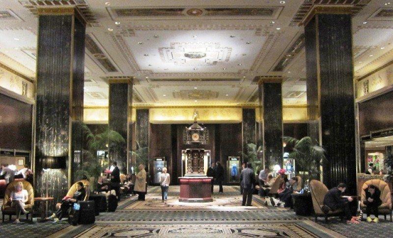 El hotel Waldorf Astoria de Nueva York cierra hasta 2020 por renovación