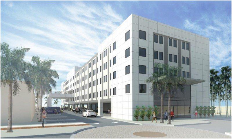 Proyecto del hotel Park Inn by Radisson anunciado .