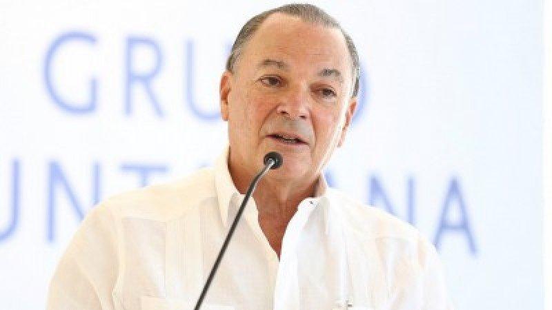 Frank Rainieri, presidente y fundador del Grupo Puntacana.