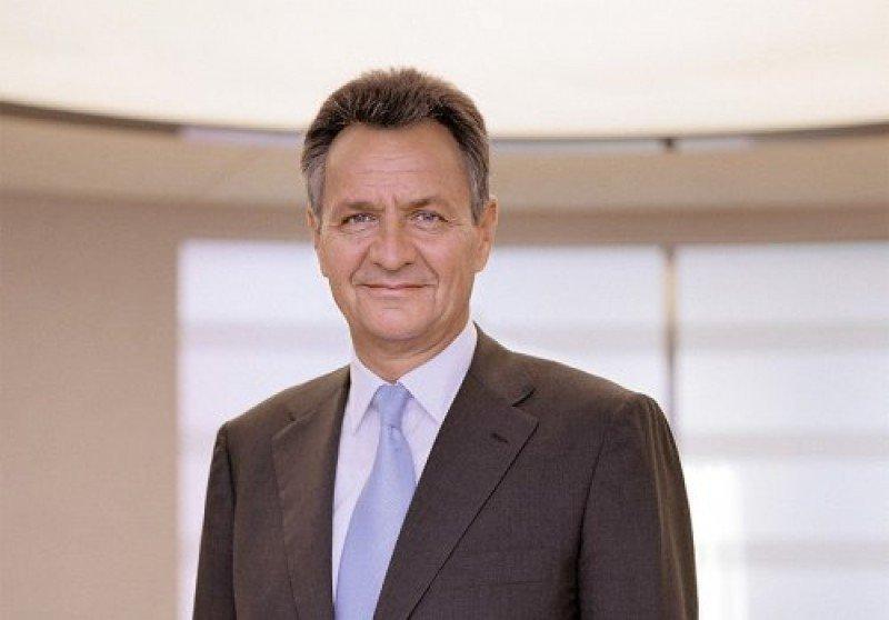 Presidente de la Federación Alemana del Turismo, Michael Frenzel.