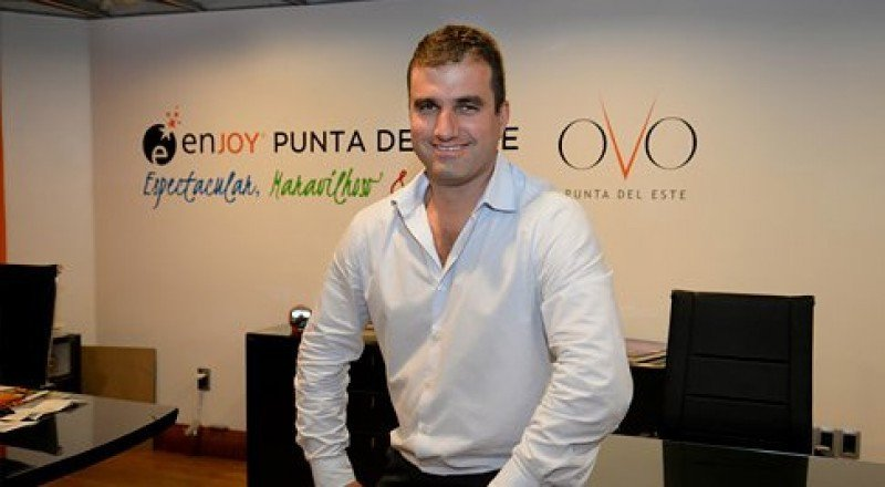 Juan Eduardo Parker. Foto: Yogonet.