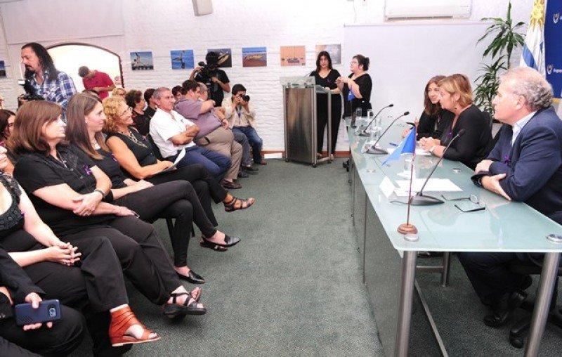Liliam Kechichian encabezó un acto por el Día Internacional de la Mujer en el Ministerio de Turismo.