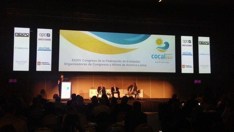 Punta del Este recibe a la industria de reuniones en COCAL 2017