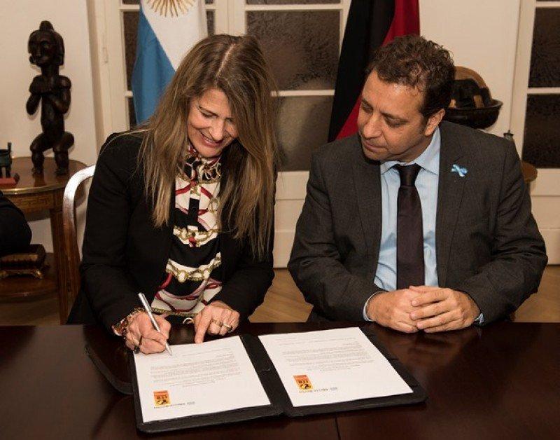 El INPROTUR y la ITB firmaron un acuerdo para negociar la calidad de País Invitado para Argentina en la feria 2018.