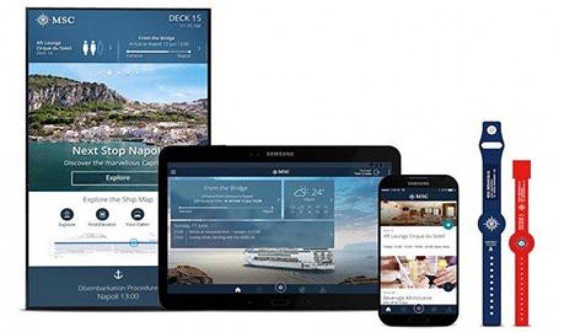 El nuevo sistema fortalece la conectividad y la experiencia digital de los huéspedes a bordo.