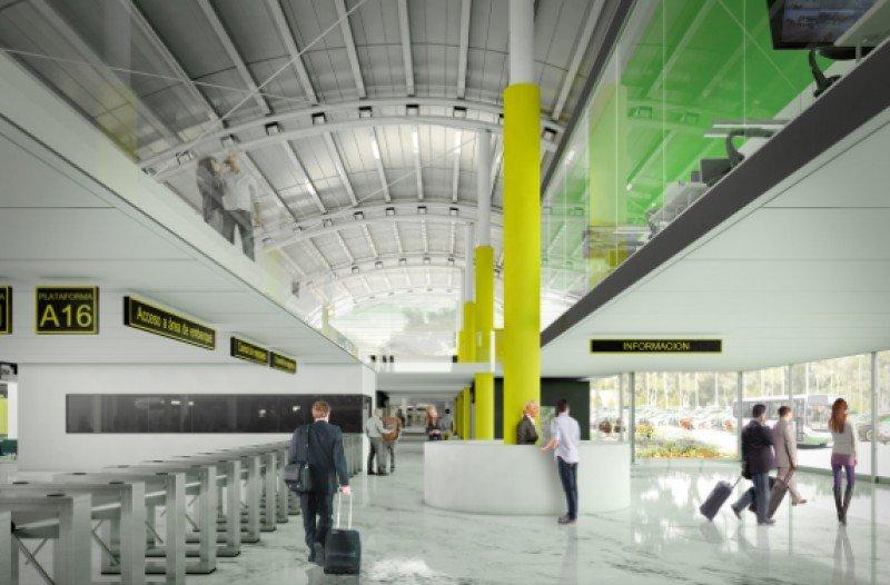 Por la terminal pasan a diario cerca de 80.000 personas.