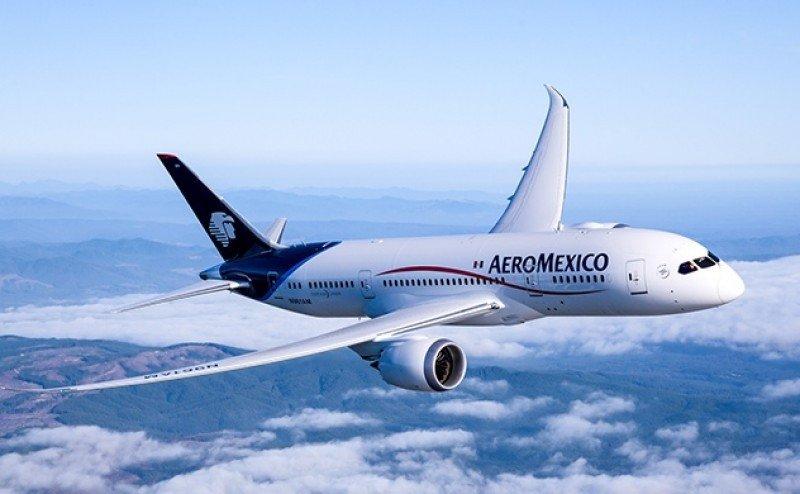 Aeroméxico también elimina comisiones a agencias en Argentina