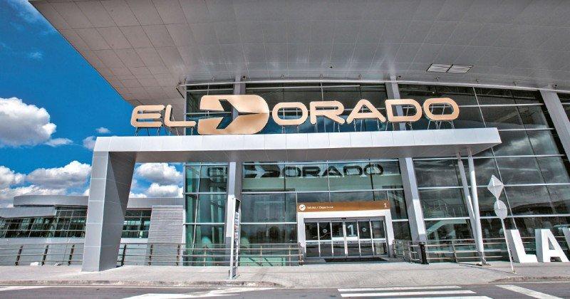 Colombia inaugura obras en aeropuerto de Bogotá
