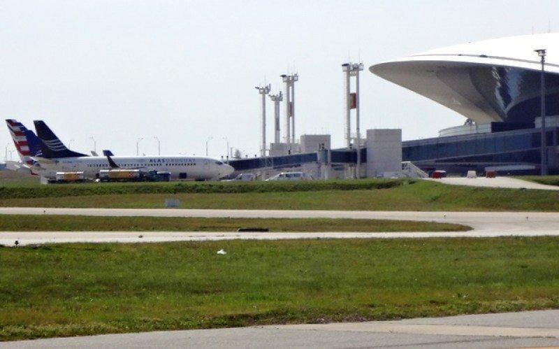"""Carrasco 'es uno de los aeropuertos más lindos del mundo pero a nivel tecnológico hay algunas carencias"""", afirmó Gabriel Infante."""