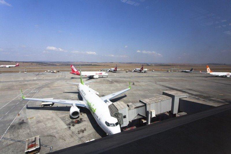 Brasil recibe 21% más vuelos de América Latina que hace un año