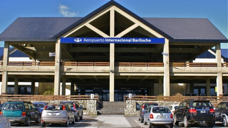 Aeropuerto de Bariloche. Foto: Esencia Patagonia.