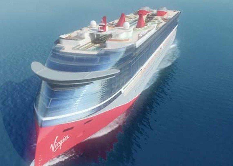 Comienza construcción del primer crucero de Virgin Voyages