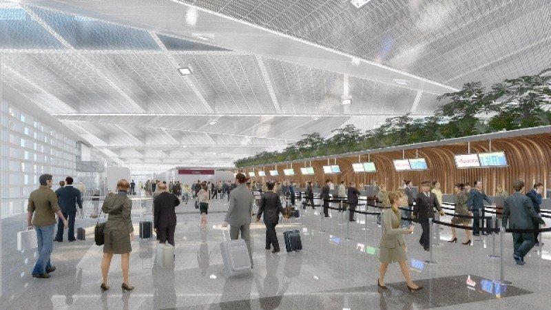 Colombia impulsa el transporte aéreo con remodelaciones de infraestructura, como en el aeropuerto de Cali. Foto: Aerocali.