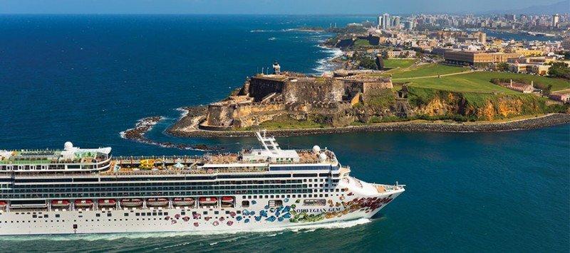 Norwegian Cruise Line duplicará operaciones de 'home port' en Puerto Rico