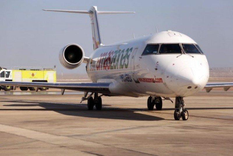 Amaszonas inauguró vuelos domésticos en el norte de Chile