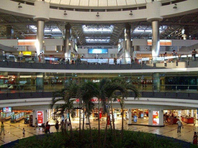 Aeropuerto de Antalya, en Turquía, uno de los países afectados por la medida, tanto de EEUU como del Reino Unido.