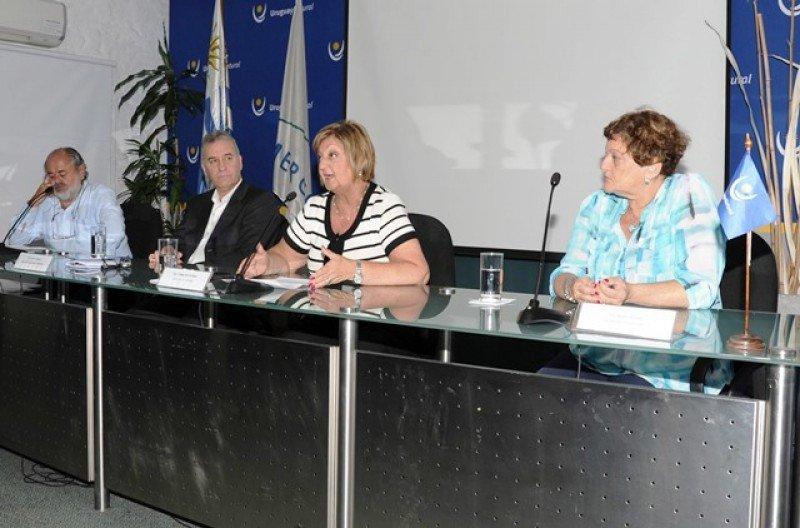 Autoridades presentaron novedades y firmaron un convenio para impulsar el sistema de turismo social en Uruguay.