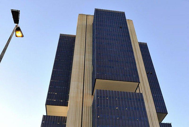 Sede del Banco Central de Brasil.