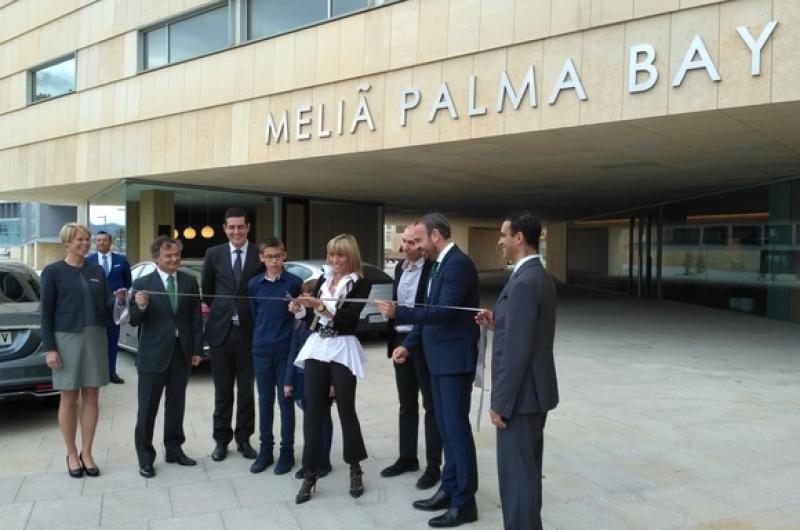 Meliá Palma Bay se adelanta al Palacio de Congresos