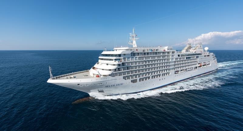 Silversea alcanza los nueve buques con la llegada del Silver Muse