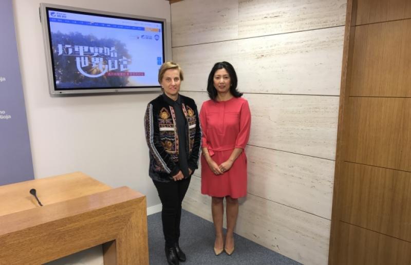La OTA Ctrip apoyará la proyección de La Rioja en el mercado chino