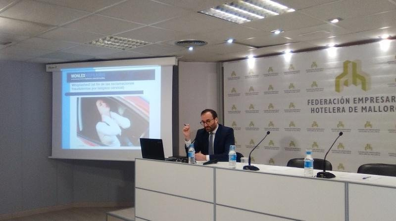 Marc Ripoll, abogado del despacho Monlex Hispaiuris.