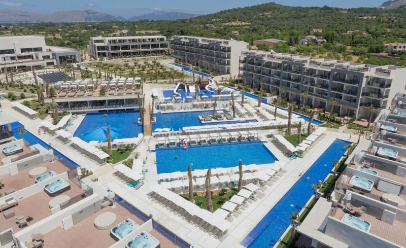 La nueva marca está inspirada en el resort de 5 estrellas Zafiro Alcuida, inaugurado en 2015