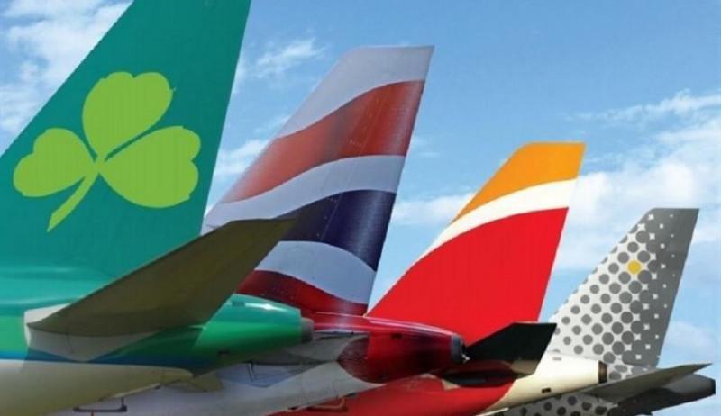 IAG transporta más de 21,14 M de pasajeros hasta marzo, un 3,8% más