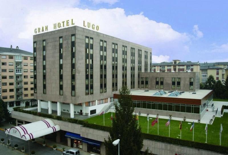Hotusa compra el Gran Hotel Lugo