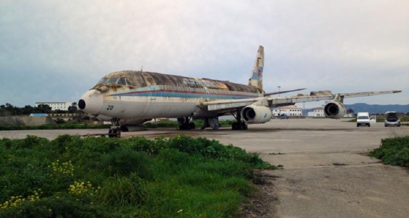 El último vuelo del Convair Coronado de Spantax